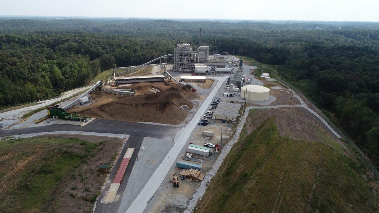 Designer Group Franklin Power Plant