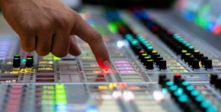 Designer Group Broadcast Centre